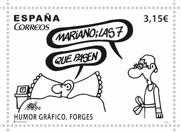 Sello de Forges - 2014