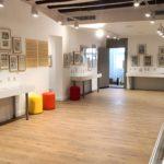 Sala del Museo del Cómic