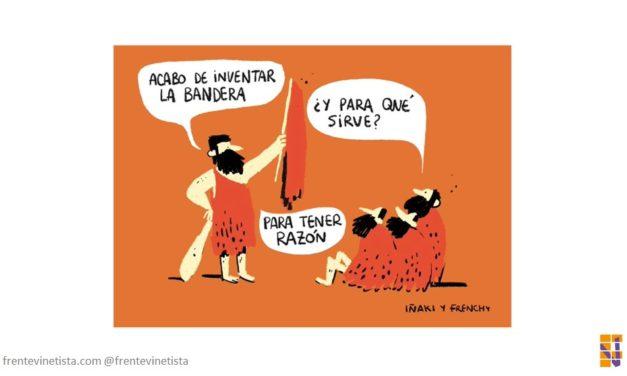 """Iñaki y Frenchy premio """"Elgar"""" de viñetas periodísticas por su obra """"Inventos"""""""