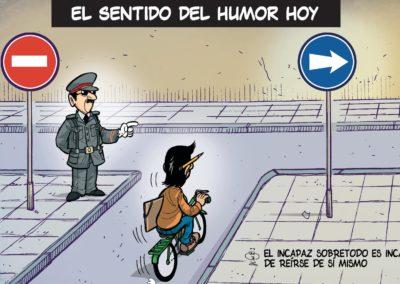 Andrés Faro - Humor Amenazado