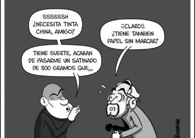 Conde Villamediana - Humor Amenazado