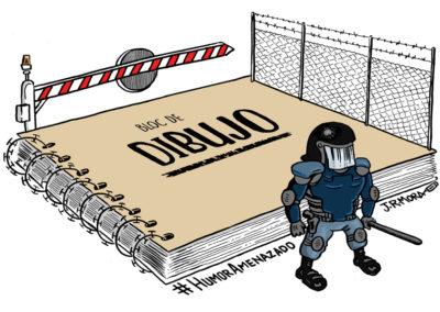 JR Mora 2 - Humor Amenazado