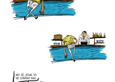 Javi Guerrero - Humor Amenazado