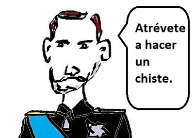 John Silver - Humor Amenazado