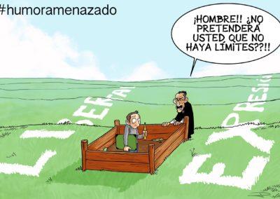 Jorde Planellas - Humor Amenazado