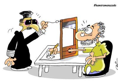 L'avi - Humor Amenazado