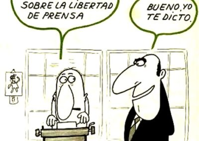 Miguel Gila - Humor Amenazado