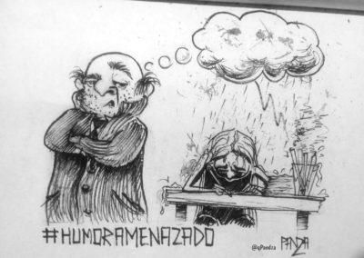 Pandza - Humor Amenazado