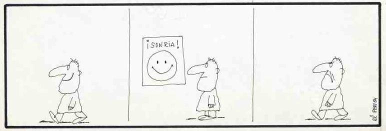 Perich - Humor Amenazado