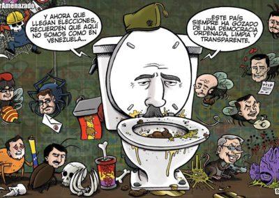 Ricardo Hermida - Humor Amenazado