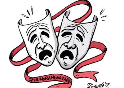 Ricardo Peregrina - Humor Amenazado