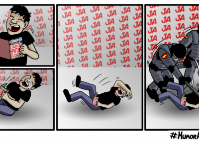 Ximi - Humor Amenazado